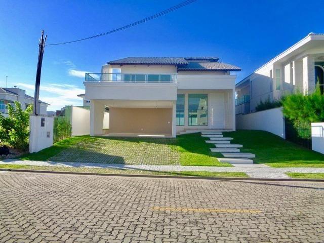 CA0655 - Casa duplex no Alphaville Fortaleza