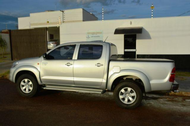 Toyota Hilux CD 4X2 SR Flex