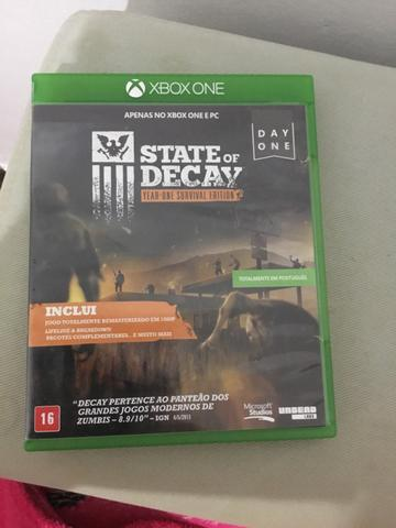 State of decay BARBADA