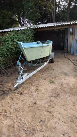 Kaico barco bateira
