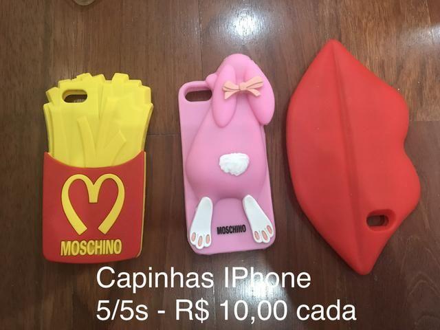 Capinhas IPhone 5/5s/5c
