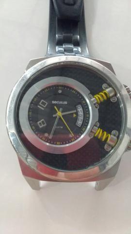 V/T esse relógio séculos