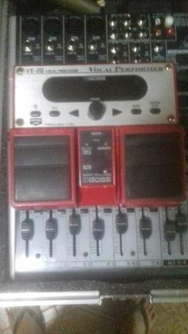 Processador vocal