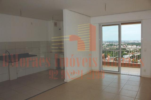 Apartamento 70 m², 2 quartos (1 suíte) 1 vaga em Aleixo à venda. Confira essa!!!