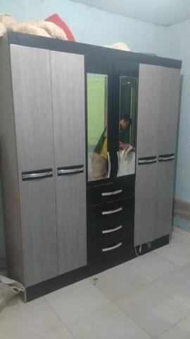Gaurda-roupa barato mdf