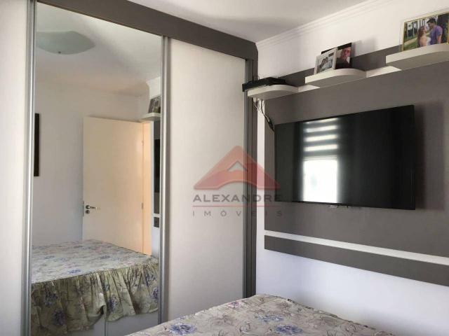 Apartamento à venda, 48 m² por r$ 185.000,00 - parque residencial flamboyant - são josé do - Foto 5