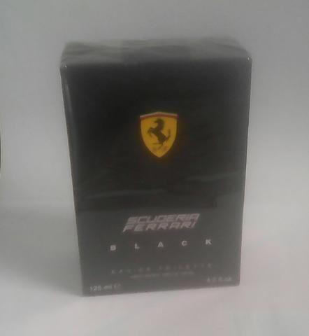 Ferrari Black 125ml/4.2oz - Original e Lacrado