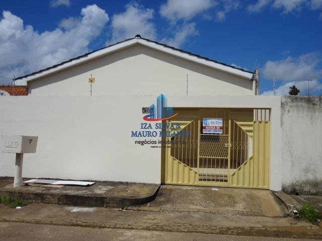 Alugamos casa no bairro Flodoaldo Pontes Pinto