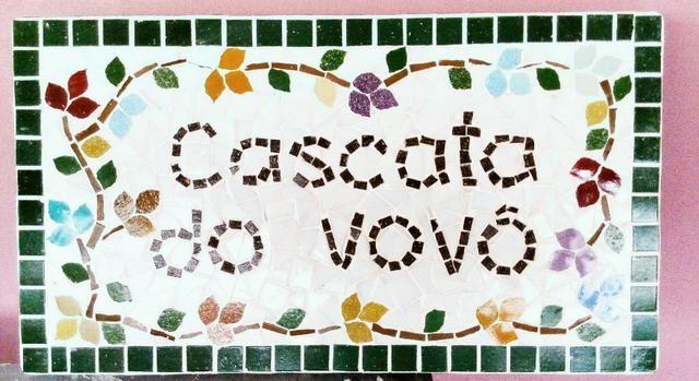 Numero placa mosaico residencial - Foto 3
