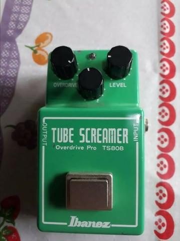 Pedal Ibanez TS808 Tube Screammer Made In Japan