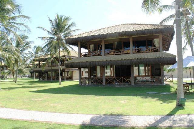 Bangalô residencial para venda e locação, flexeiras guajiru, trairi - bg0001. - Foto 2
