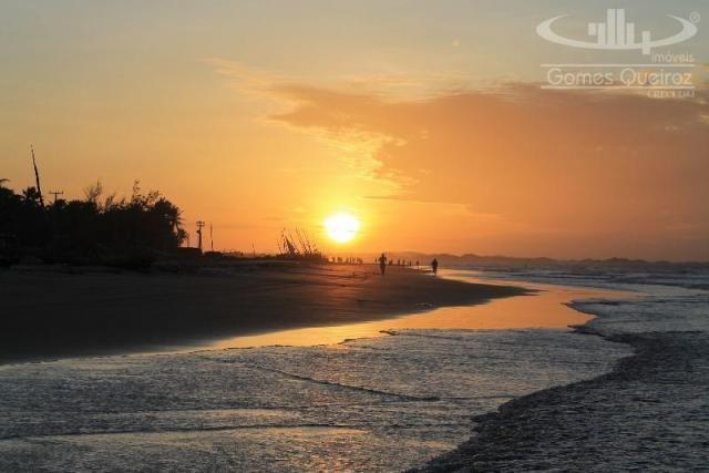 Bangalô residencial para venda e locação, flexeiras guajiru, trairi - bg0001. - Foto 15