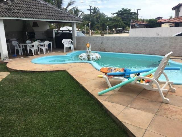 Temporada em Arauá (Ilha), 6 suítes