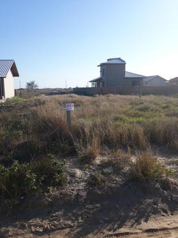 Terreno na praia Camacho na Garopabinha (Jaguaruna) possibilidade de parcelamento 10 x