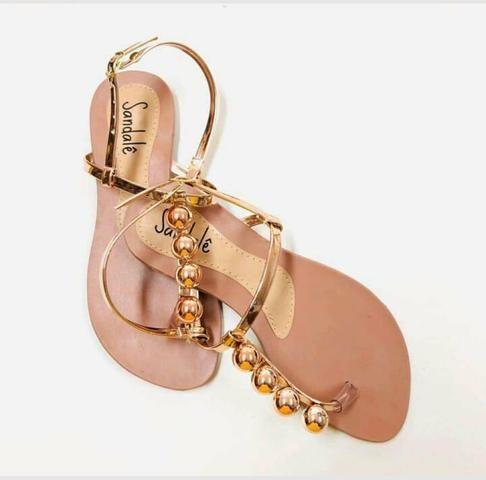 f2783deccf Rasteirinhas da moda - Roupas e calçados - Coqueiro