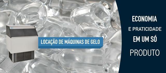 30d7ad8b8 Aluguel Máquina de gelo em cubo Everest - Serviços - Centro