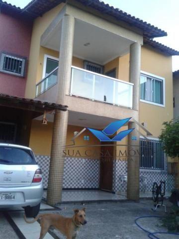 Casa à venda com 3 dormitórios em Morada de laranjeiras, Serra cod:CA172GI - Foto 5
