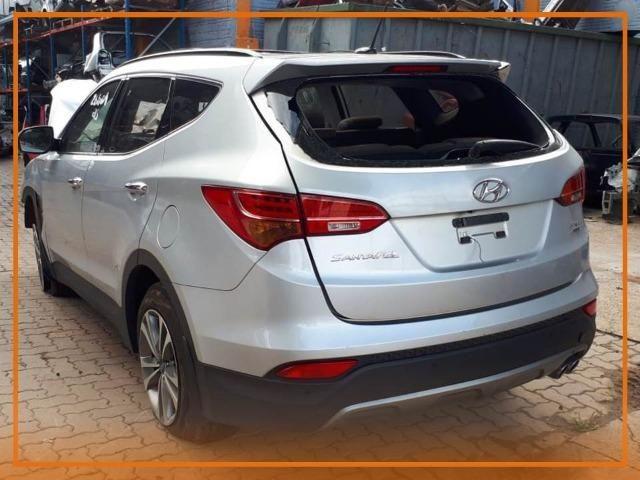 Motor Hyundai Santa Fé 3.3 270cv Gasolina V6 2015