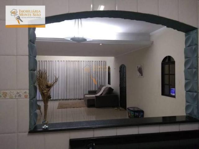 Sobrado Residencial à venda, Vila São João Batista, Guarulhos - . - Foto 10