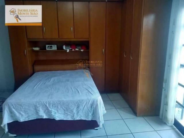 Sobrado Residencial à venda, Vila São João Batista, Guarulhos - . - Foto 3