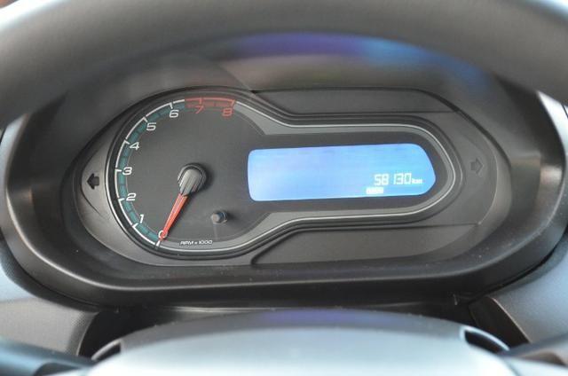 Gm - Chevrolet Onix 1.0 lt flex manual *único dono * 58.000 km - Foto 13