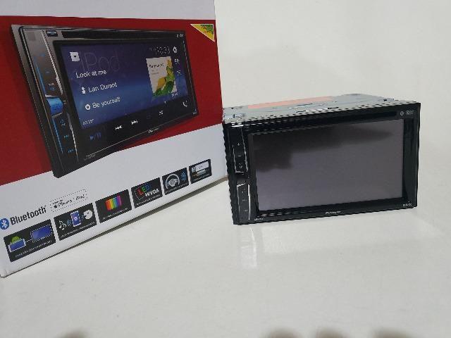 Central Multimídia DVD Pioneer AVH-A218BT - 2 Din Touch Screen, Bluetooth - Foto 4