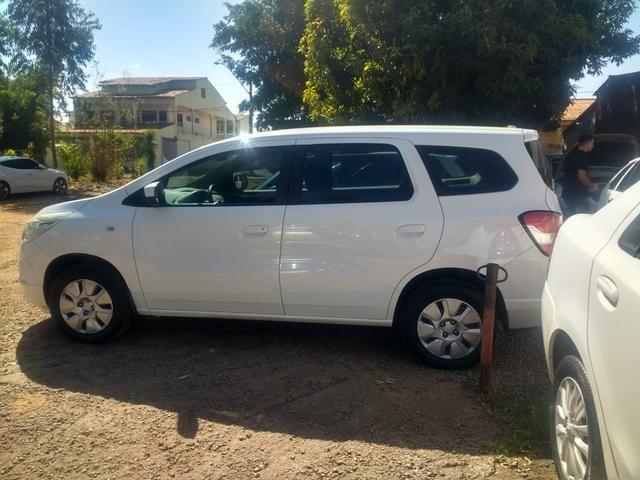 Chevrolet spin 1.8 Completa 5 lugares 2013/2013 LT impecável - Foto 4