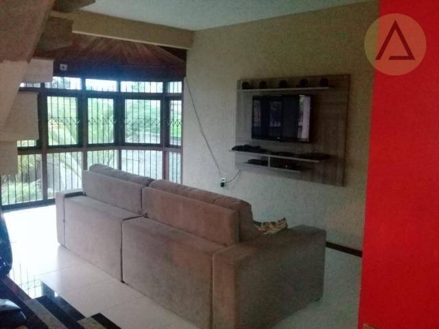 Atlântica imóveis tem excelente casa para venda no bairro Extensão Serramar em Rio das Ost - Foto 4