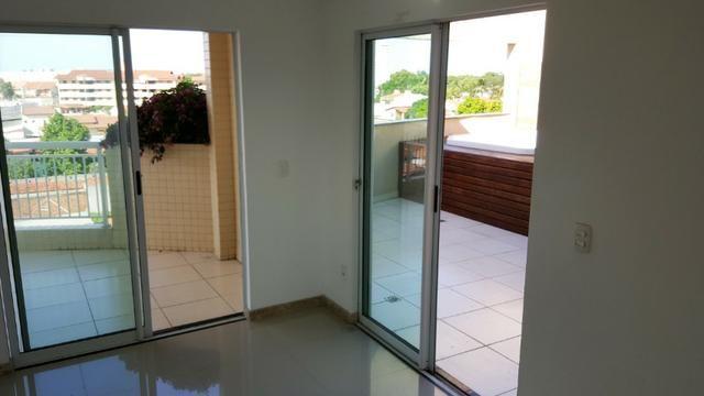Cobertura na Maraponga, 3 quartos, sendo 2 suítes, deck, churrasqueira e Jacuzzi, 2 vagas - Foto 7