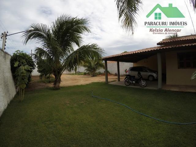 Agradável casa com amplo terreno próximo à praia do kite de Paracuru - Foto 4