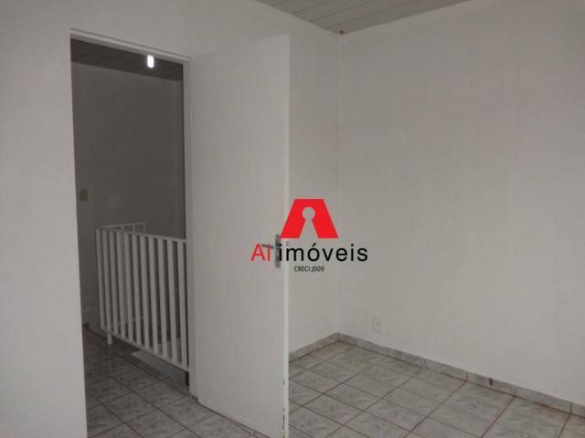 Sobrado com 2 dormitórios para alugar, 72 m² por r$ 1.150/mês - isaura parente - rio branc - Foto 14