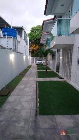 Casa com 3 dormitórios à venda, 80 m² por R$ 310.000 - Cordeiro - Recife/PE