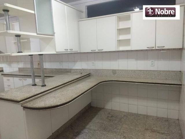 Sobrado com 4 dormitórios para alugar, 289 m² por r$ 3.520/mês - plano diretor sul - palma - Foto 20