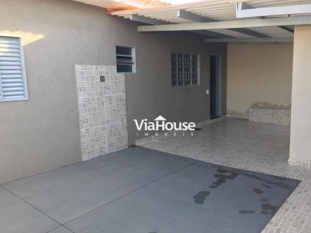 Casa com 2 dormitórios à venda, 170 m² por R$ 205.000 - Luiza Grandizolli Girardi - Brodow - Foto 10