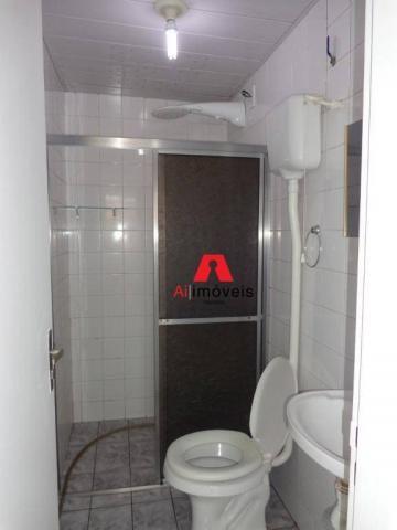 Sobrado com 2 dormitórios para alugar, 72 m² por r$ 1.150/mês - isaura parente - rio branc - Foto 12