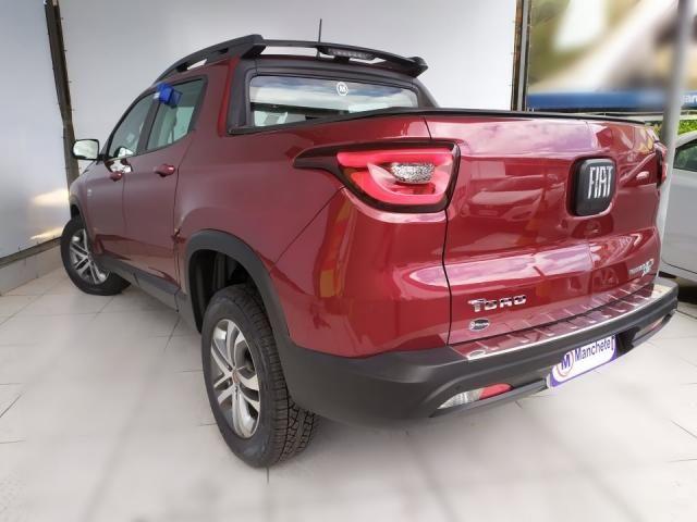 FIAT TORO 2018/2018 2.0 16V TURBO DIESEL VOLCANO 4WD AUTOMÁTICO - Foto 5