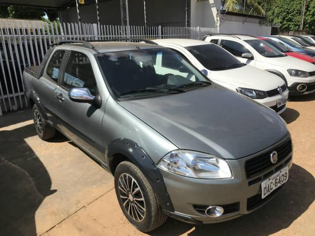 Fiat Strada WORKING 1.4 CD 2012 - Foto 2