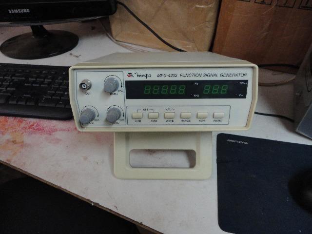 Gerador de funções Minipa MFG 4202 - Foto 3