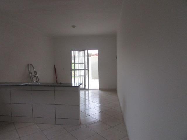 681 - Casa com financiamento direto 80 m² , á 500 metros da praia , Bairro Tupy - Foto 9