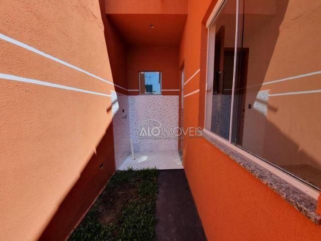 Casa com 2 dormitórios à venda, 41 m² por r$ 160.000 - campo de santana - curitiba/pr - Foto 16