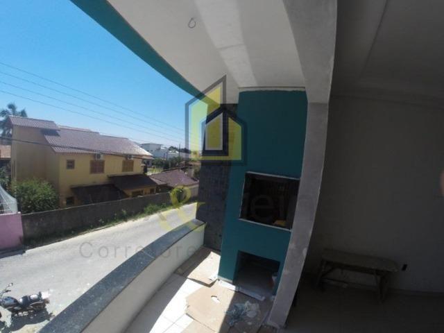 Ingleses& Belo Apartamento 01 dormitório. Sacada com Churrasqueira! Floripa-SC - Foto 11