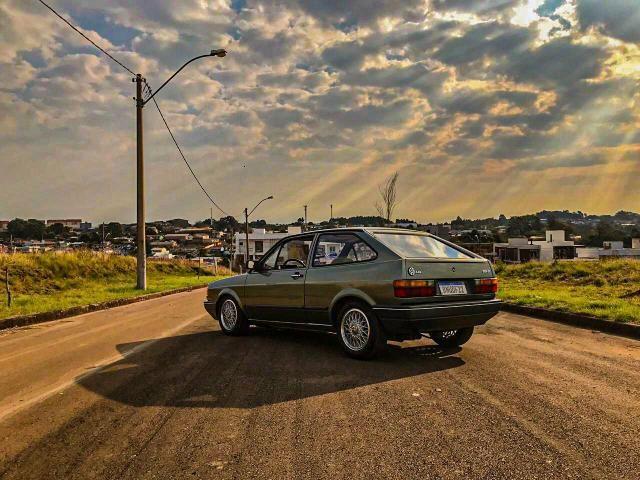 Gol quadrado turbo 1993 - Foto 4