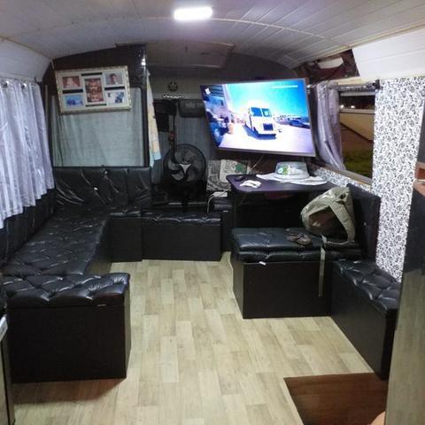 Ônibus motorhome - Foto 3