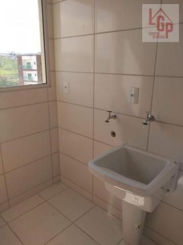 Apartamento para Venda em Poços de Caldas, Residencial Greenville, 2 dormitórios, 1 suíte, - Foto 11