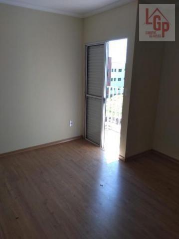 Apartamento para Venda em Poços de Caldas, Residencial Greenville, 2 dormitórios, 1 suíte, - Foto 8