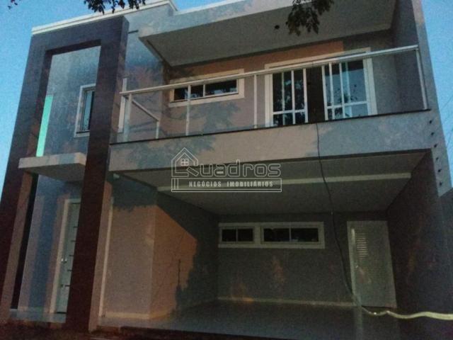 Casa à venda com 3 dormitórios em Jardim acaray, Foz do iguacu cod:4463