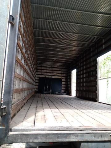 Baú de truck 8 metros - Foto 9