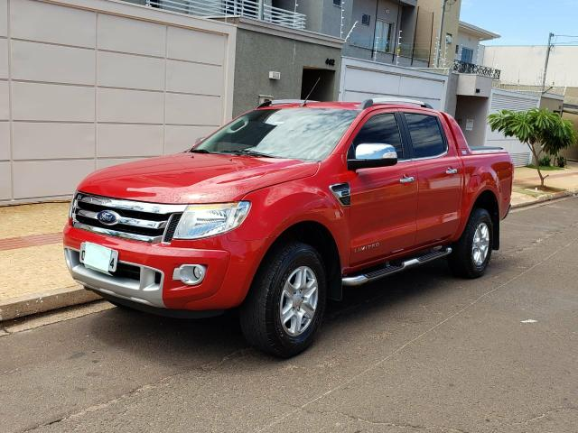 Ford. Ranger limited 2014