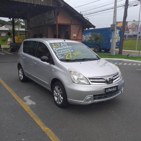 NISSAN LIVINA 2012/2013 1.6 S 16V FLEX 4P MANUAL