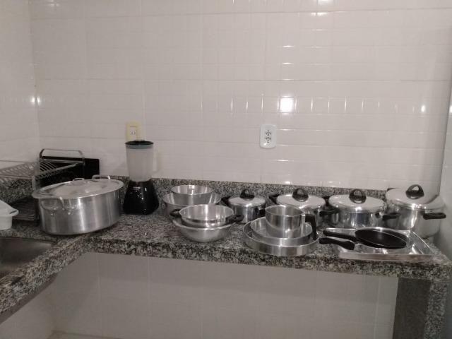 Apartamento em Salinas 3/4 com Suíte e Varanda no residencial Amazon Park - Foto 7